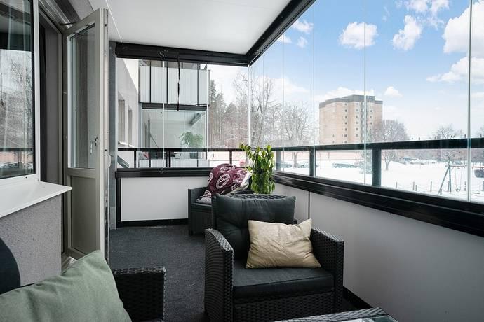 Bild: 1 rum bostadsrätt på Ringvägen 51 B, Köpings kommun