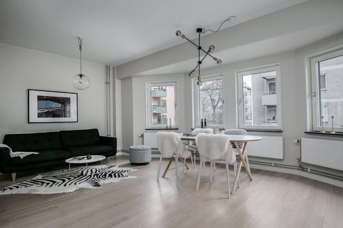 Bild: 3,5 rum bostadsrätt på Starrbäcksgatan 11, 1tr, Sundbybergs kommun Sundbyberg