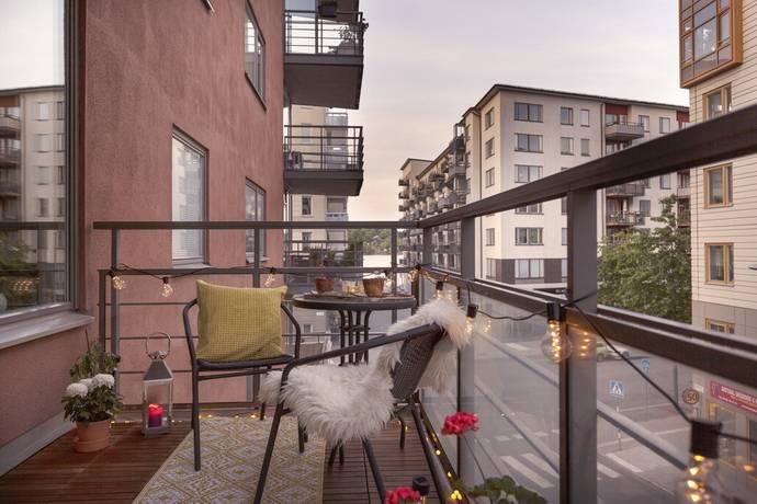 Bild: 2 rum bostadsrätt på Vingårdsgatan 44, 2 tr, Stockholms kommun Liljeholmskajen