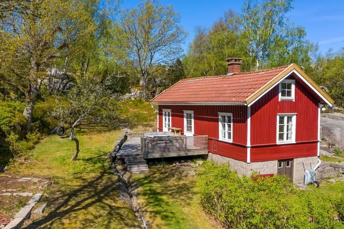 Bild: 3 rum fritidshus på Germunneröd Nordliden 1, Sotenäs kommun