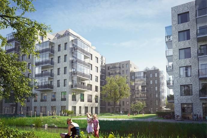 Bild: 2 rum bostadsrätt på Förmansgatan 2D, D1201, Örebro kommun Öster
