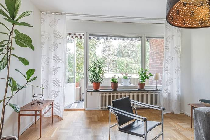 Bild: 2 rum bostadsrätt på Skogslyckegatan 86, Linköpings kommun Johannelund