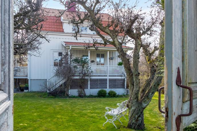 Bild: 6 rum villa på Matildebergsgatan 37, Mölndals kommun Krokslätt/Fredriksdal