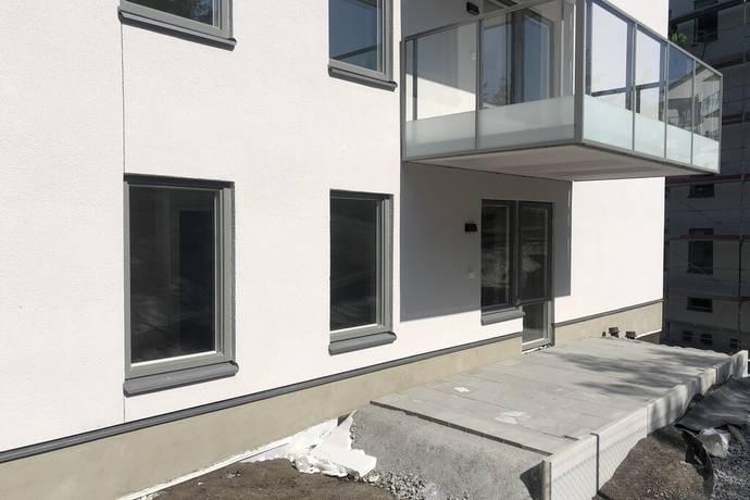 Bild: 2 rum bostadsrätt på Lämmelgränd 9, Stockholms kommun Stora Mossen, Bromma