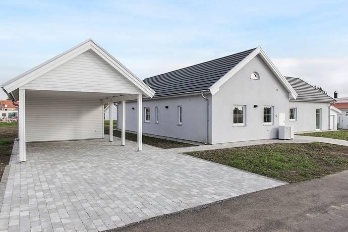 Bild: 5 rum villa på Herman Åkares gata 4, Tomelilla kommun Tomelilla