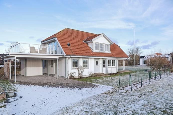 Bild: 4 rum villa på Tunbyvägen 60, Båstads kommun Bergkvara