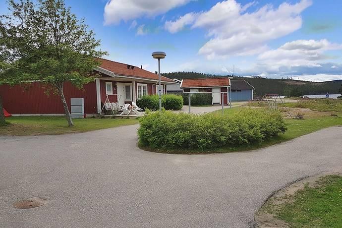 Bild: radhus på Hennan Svedlundsvägen 8a, Ljusdals kommun Ramsjö