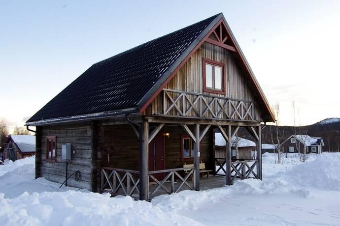 Bild: 6 rum fritidshus på Kittelparken 19, Vilhelmina kommun Kittelfjäll