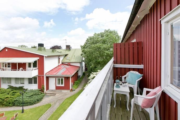 Bild: 1 rum bostadsrätt på Hallvägen 6 lgh 325, Båstads kommun Båstad - Centralt