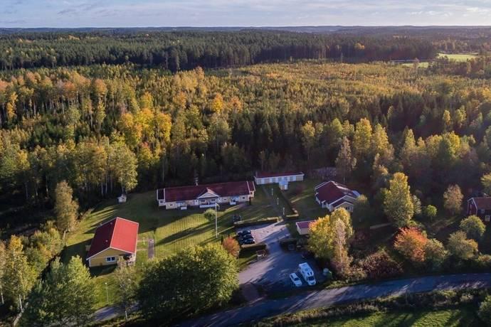 Bild: 664 m² övrigt på Källstadvägen 15 A-H, Vimmerby kommun Djursdala