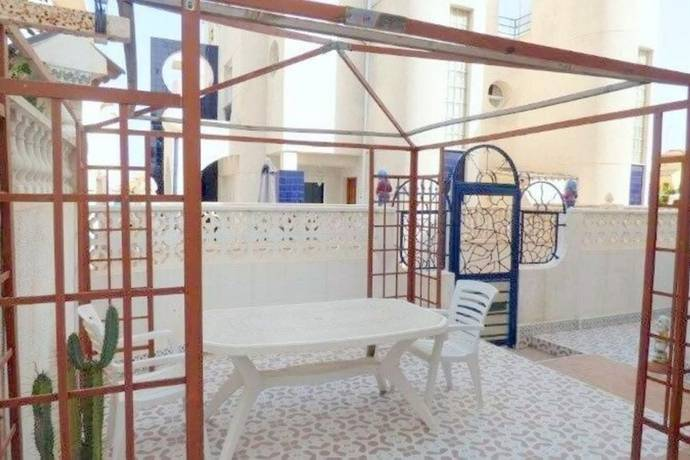 Bild: 3 rum radhus på Trädgård / Takterrass / Pool, Spanien Klipp: Radhus i Rosaleda