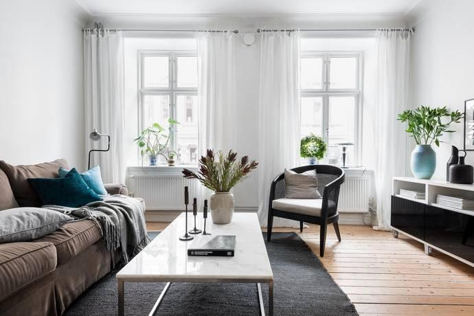 Bild: 2 rum bostadsrätt på Tredje Långgatan 32A, Göteborgs kommun Linnéstaden