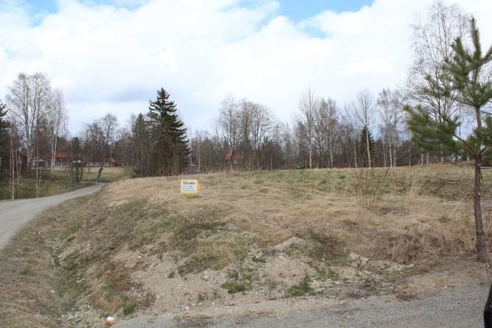 Bild: tomt på Nybovägen 15, Ljusdals kommun Nybo