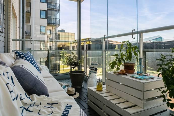 Bild: 2 rum bostadsrätt på Hyllie Boulevard 9D, Malmö kommun Hyllie