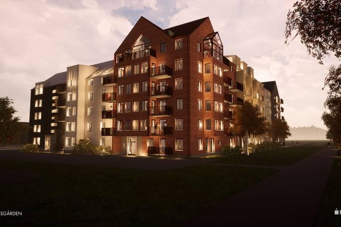Bild från Halmstad - Brf Stadsgården etapp 1