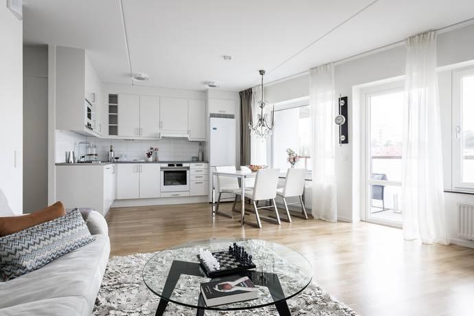 Bild: 3 rum bostadsrätt på Stenkvistavägen 10, 2tr, Stockholms kommun Högdalen- Bandhagen