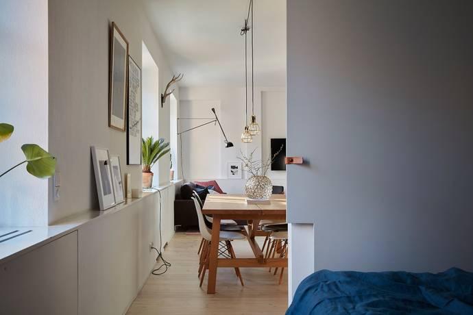 Bild: 3 rum bostadsrätt på Rutger Fuchsgatan 8 A, 4 tr, Stockholms kommun Södermalm- SOFO