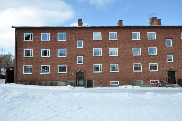 Bild: 2 rum bostadsrätt på Åbergsgatan 1A, Åmåls kommun Väster