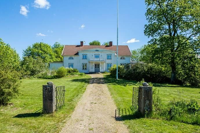 Bild: 11 rum villa på Kyrkefalla Prästgård 1, Tibro kommun Landet utanför Tibro