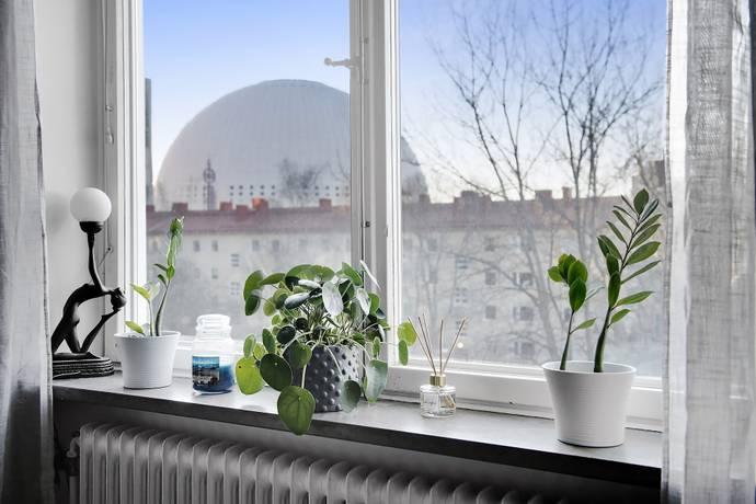 Bild: 2 rum bostadsrätt på Pelargatan 7, Stockholms kommun Skärmarbrink