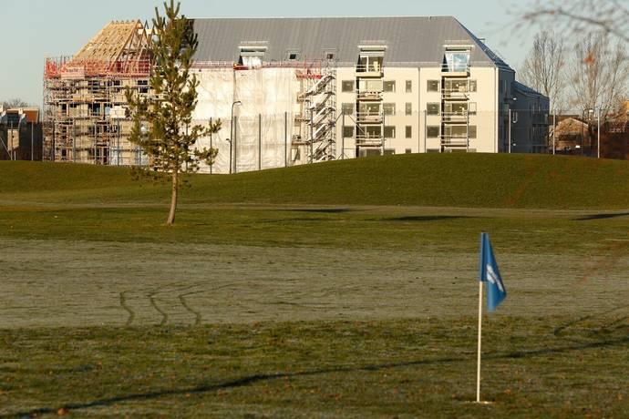 Bild: 2 rum bostadsrätt på Termikgatan 45 A, Örebro kommun Södra Ladugårdsängen