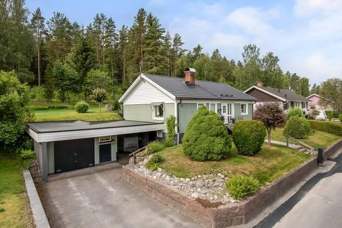 Bild: 6 rum villa på Rudingatan 27, Vetlanda kommun Holsbybrunn