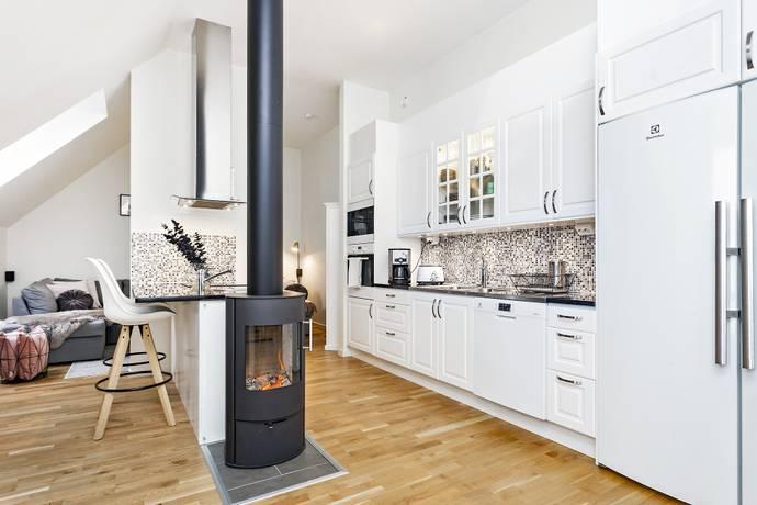 Bild: 3,5 rum bostadsrätt på Termikgatan 45B, Örebro kommun Södra Ladugårdsängen