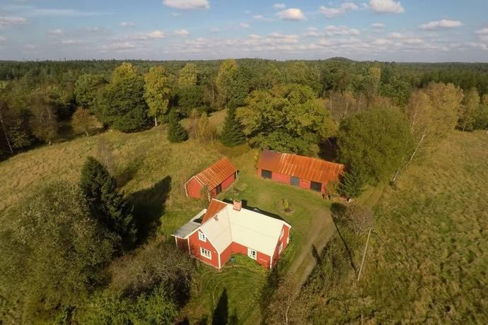 Bild: 5 rum villa på Hylte Lillvang, Hylte kommun