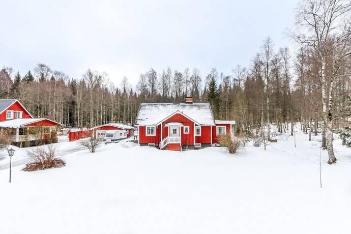 Bild: 6 rum villa på Parkvägen 30, Sunne kommun