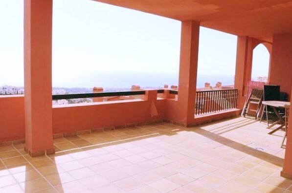Bild: 3 rum bostadsrätt på Fin lägenhet med två sovrum i Calahonda!, Spanien CALAHONDA