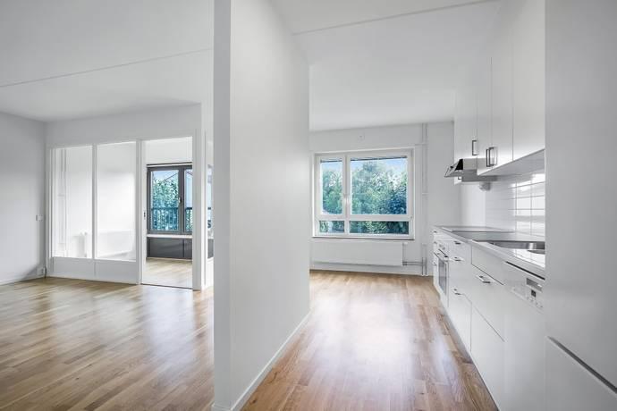Bild: 2 rum bostadsrätt på Spinnaregränd 1C, Vetlanda kommun Vetlanda
