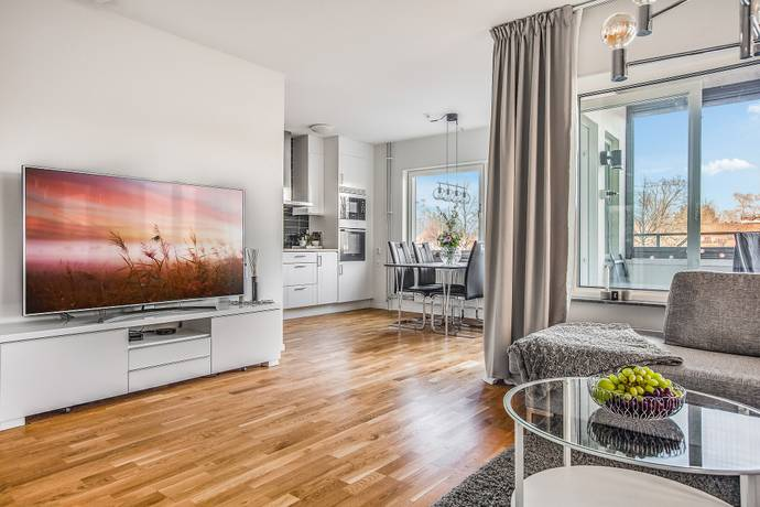 Bild: 2 rum bostadsrätt på Folkborgsvägen 10A, Norrköpings kommun Kneippen syd/Sandtorp