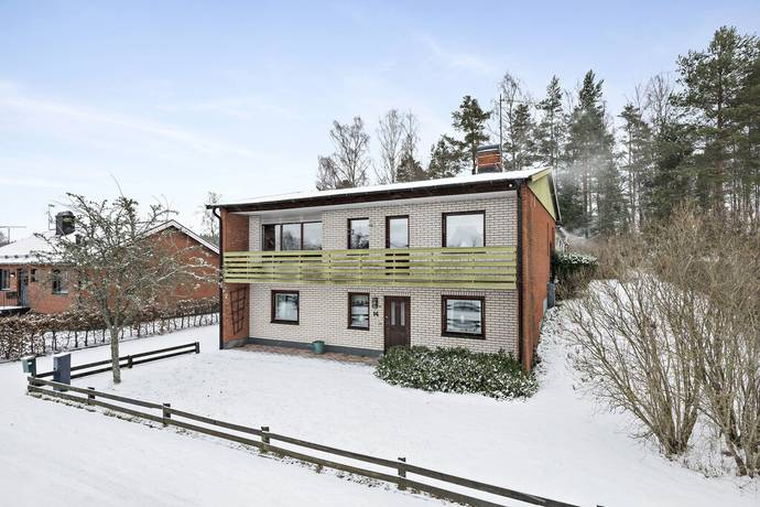 Bild: 4 rum villa på Tärnvägen 14, Växjö kommun VÄXJÖ