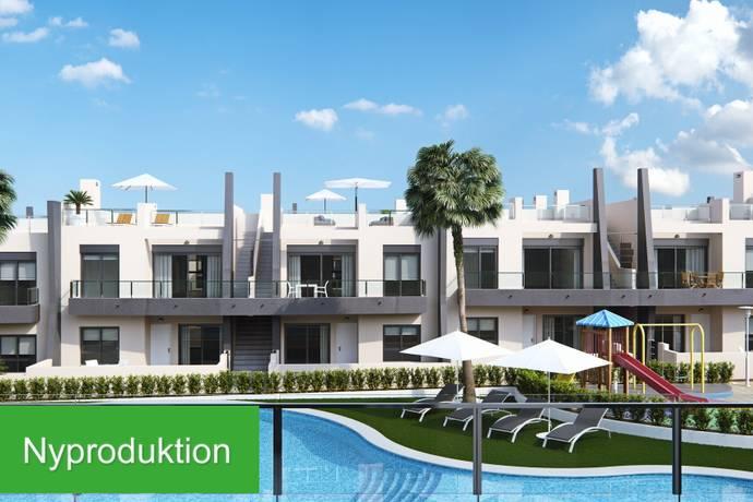 Bild: 3 rum bostadsrätt på Nybyggd markplanslägenhet, Mil Palmeras, Spanien Orihuela Costa / Costa Blanca