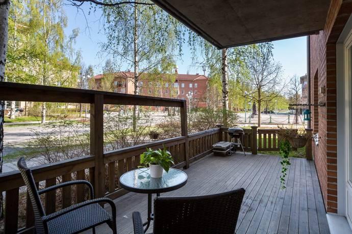 Bild: 2 rum bostadsrätt på Älvans väg 158, Umeå kommun Tomtebo