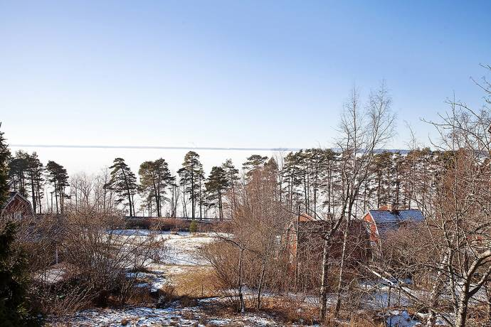Bild: tomt på Hasselbacken 8A, Norrköpings kommun Svärtinge