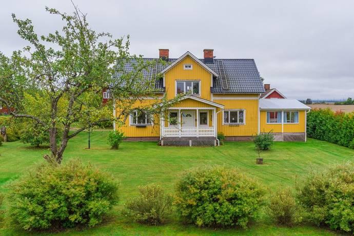 Bild: 6 rum villa på Götlunda Frälsegården 2, Skövde kommun Tidan