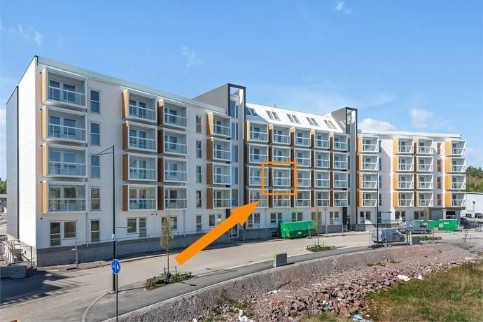 Bild: 1 rum bostadsrätt på Hägerneholmsvägen 6B, vån 3, Täby kommun Hägerneholm, Arninge-Ullna