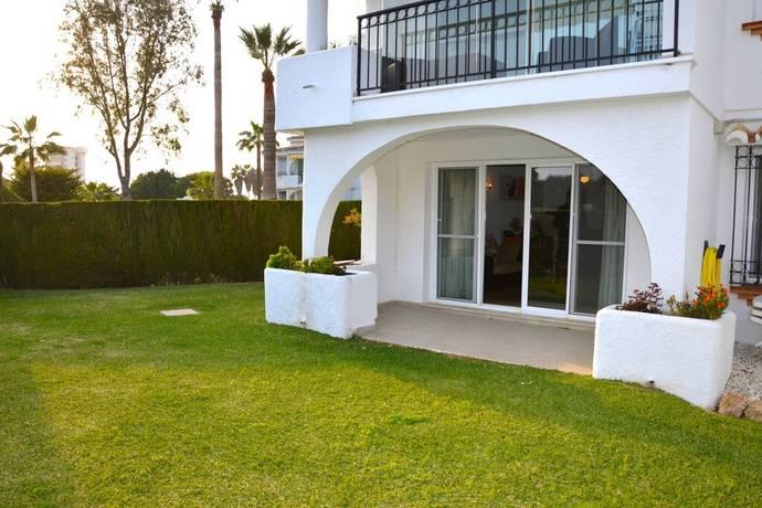 Bild: 3 rum bostadsrätt på Nyrenoverad och 200 m till strand, Spanien Miraflores, Costa del Sol