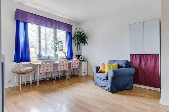 Bild: 1 rum bostadsrätt på Höjdgatan 5, Nynäshamns kommun Nynäshamn