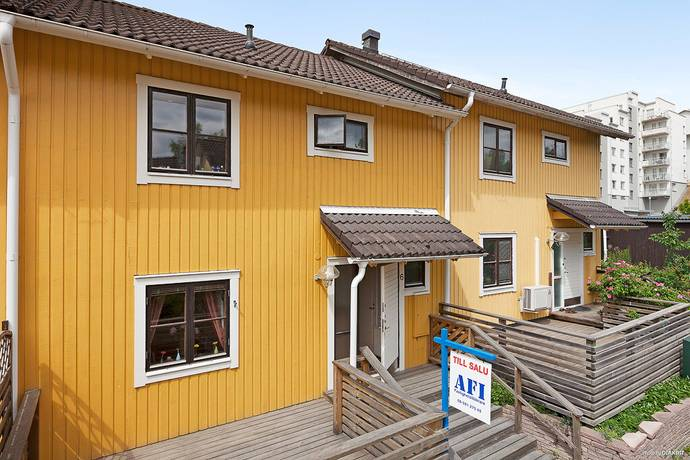Bild: 92 m² radhus på Ragnagatan 6, Sigtuna kommun Märsta - Steninge