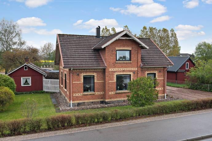 Bild: 6 rum villa på Östra Storgatan 17, Åstorps kommun Kvidinge