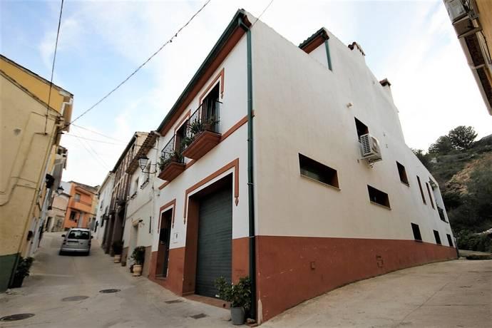 Bild: 5 rum villa på Förr 240.000 Euro - Nu 185.000 Euro!, Spanien COSTA BLANCA - BOLULLA