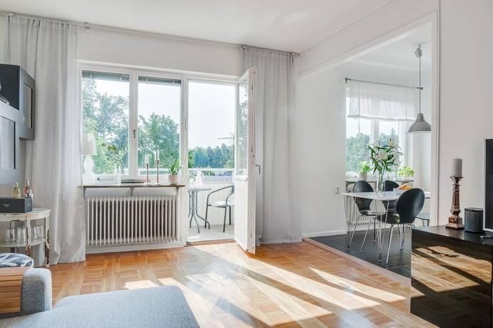 Bild: 2 rum bostadsrätt på Tranebergsvägen 107, Stockholms kommun Bromma Traneberg