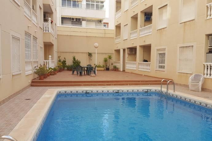Bild: 3 rum bostadsrätt på Playa Los Locos, Torrevieja, Spanien