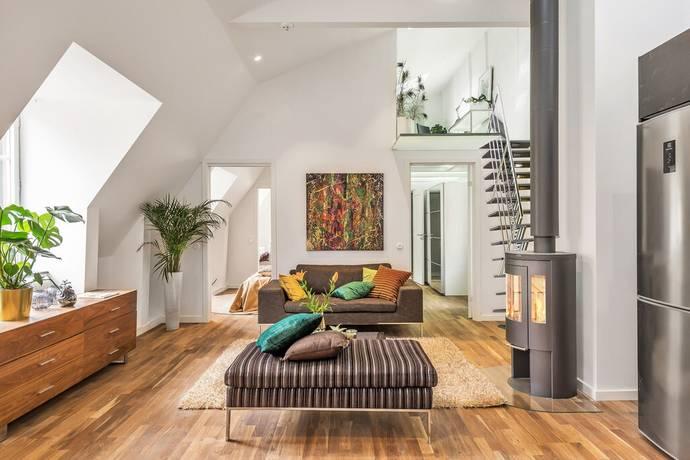 Bild: 3,5 rum bostadsrätt på Kvarngatan 3 E, Stockholms kommun Södermalm