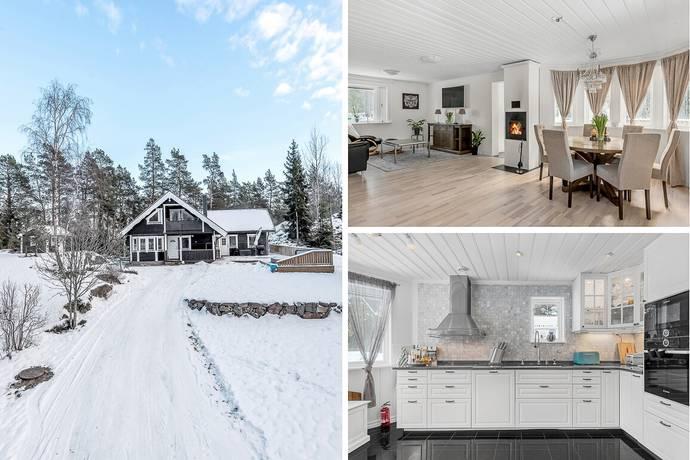 Bild: 5 rum villa på Hagbyvägen 32, Österåkers kommun Hagby