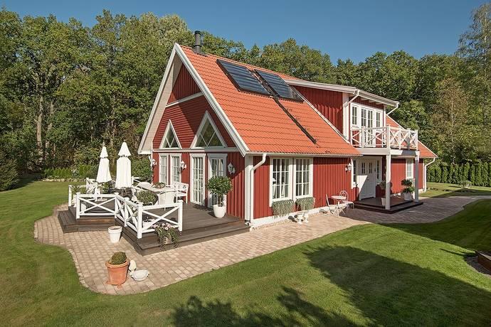 Bild: 210 m² villa på Östernäsvägen 9, Linköpings kommun EKÄNGEN