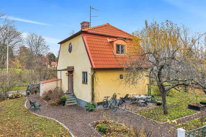 Bild: 4 rum villa på Hildingavägen 7, Danderyds kommun Djursholm