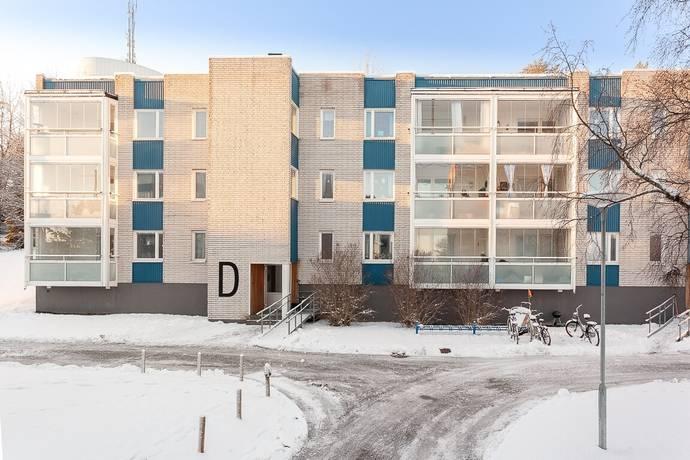 Bild: 3 rum bostadsrätt på Mariehemsvägen 33 D, Umeå kommun Mariehem